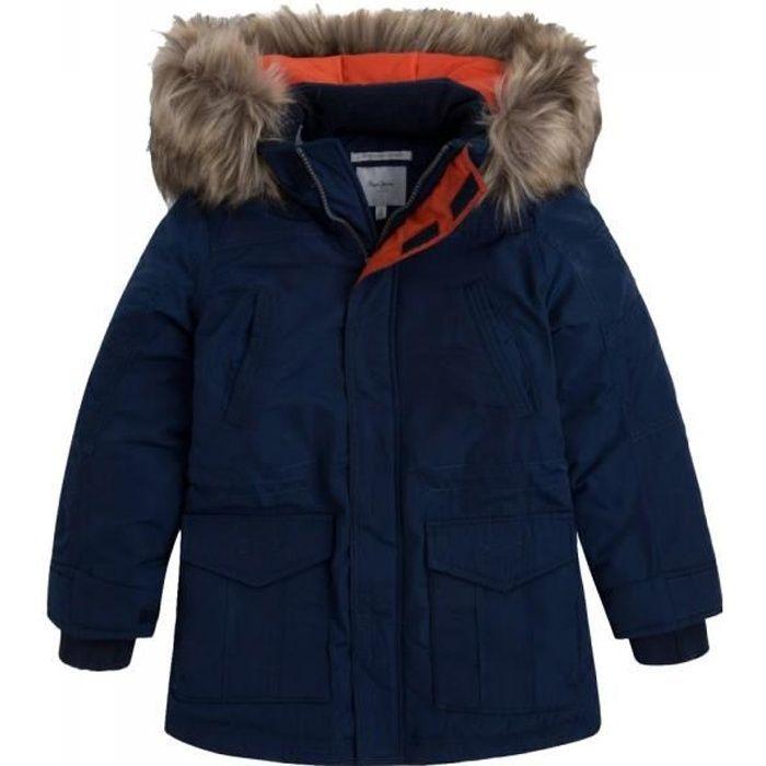528fc4235e0 Manteau Pepe jeans enfant - Achat   Vente pas cher - Cdiscount