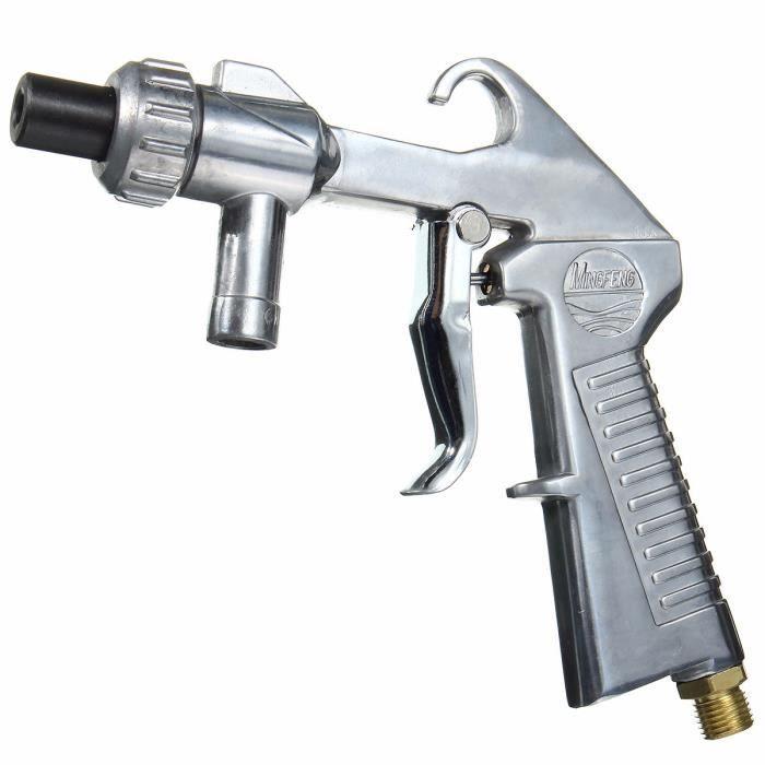 tempsa pneumatique pistolet de sablage pulv risation 3 c ramique acier ajutage achat vente. Black Bedroom Furniture Sets. Home Design Ideas