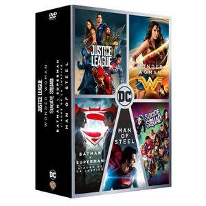 DVD SÉRIE DC Universe L'intégrale : Justice League, Wonder W