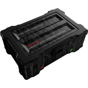 MANETTE JEUX VIDÉO STATION RECHARGE DF1 DUALFUEL AMMO BOX/ MAC-PS3-PC