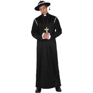 DÉGUISEMENT - PANOPLIE ATOSA Deguisement Homme Prêtre T2
