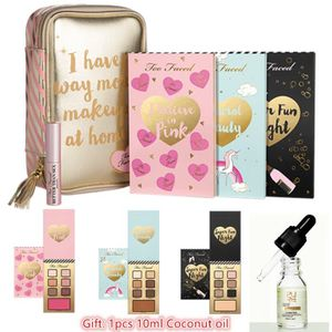 FARD À PAUPIÈRE Too Faced BEST YEAR EVER Holiday Set Gift 1pcs 10m