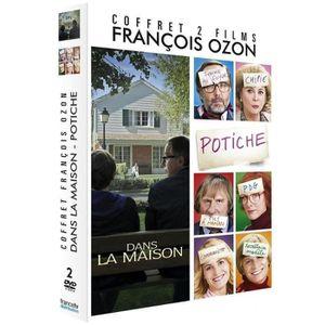 DVD FILM François Ozon : Potiche + Dans la maison - Coffret