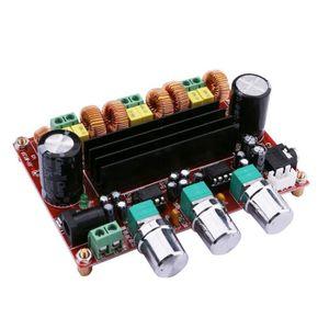 AMPLIFICATEUR HIFI TPA3116D2 2.1 Channel Audio Amplifier Board Numéri