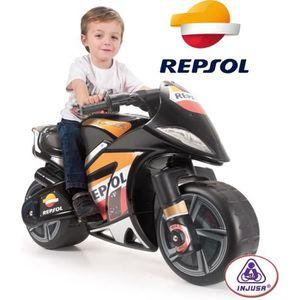 MOTO - SCOOTER INJUSA Moto Électrique Enfant Repsol Moto Wind - 6