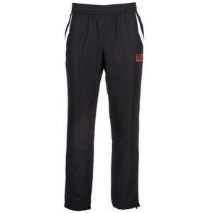 0425feb7bb03d Pantalon homme sport jumpsuit Emporio Armani EA7 Noir Noir - Achat ...