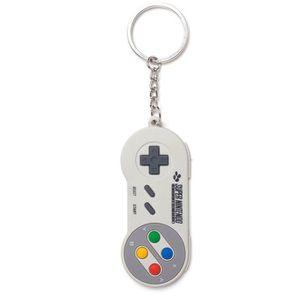 PORTE-CLÉS Porte-clés Nintendo: Manette SNES