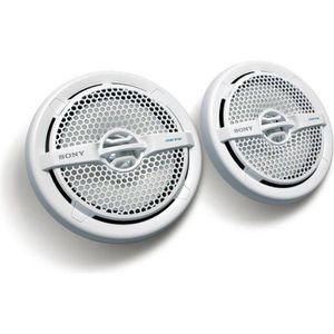 AUTORADIO BATEAU - HAUT-PARLEUR ÉTANCHE Sony XS-MP1611 Enceintes double cône