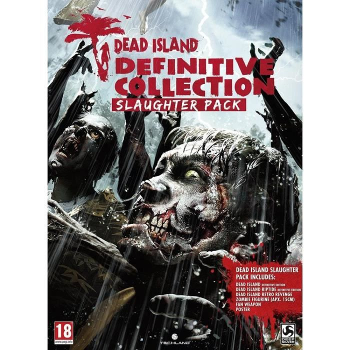 JEUX XBOX ONE Dead Island Collection Definitive Slaughter Pack J