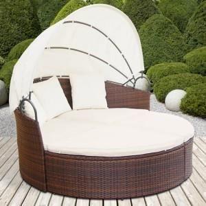 canape de jardin rond modulable en resine tress Résultat Supérieur 48 Merveilleux Fauteuil Exterieur Rond Galerie 2017 Ldkt