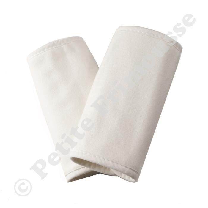 PROTÈGE-BRETELLES Ergobaby - Protège-bretelles Crème