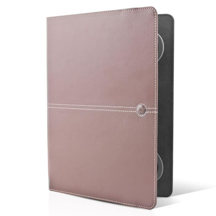 Etui Faconnable universel folio pour tablettes 9 et 10 pouces beige ... d3127fedd472
