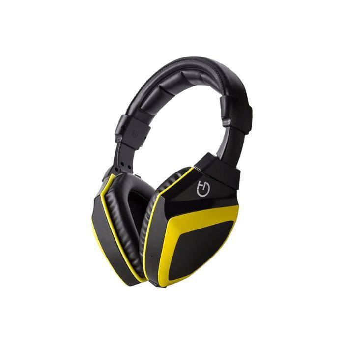 Hiditec Xanthos Casque Avec Micro Pleine Taille Jack 3,5mm Pour Sony Playstation 4