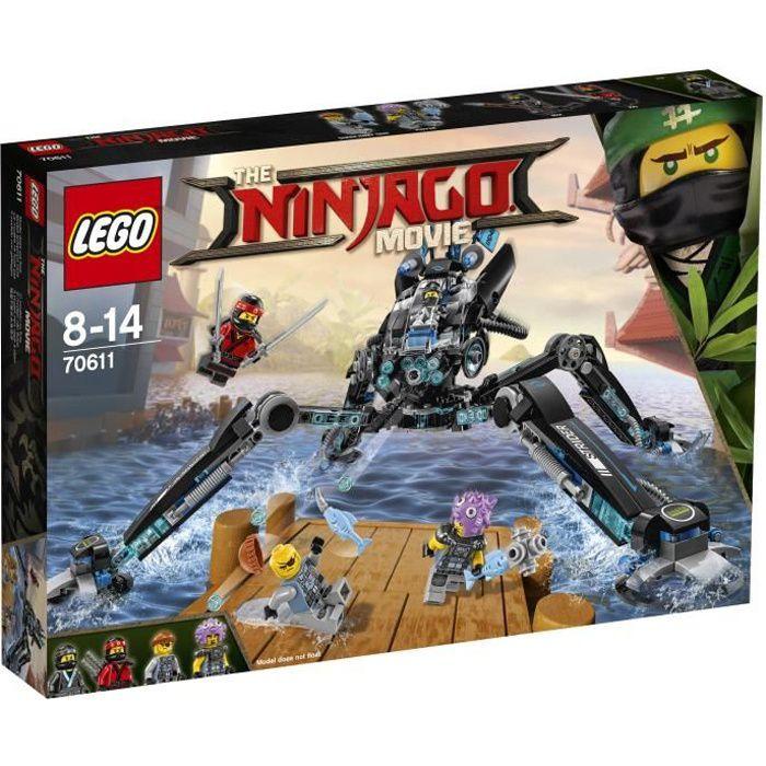 Lego ninjago movie 70611 l 39 hydro grimpeur achat vente - Photo lego ninjago ...
