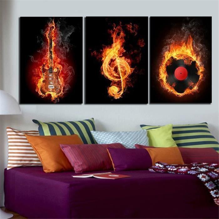 3 Pcs Dessins D'Ornements Peintures Décoratives Peintures À L