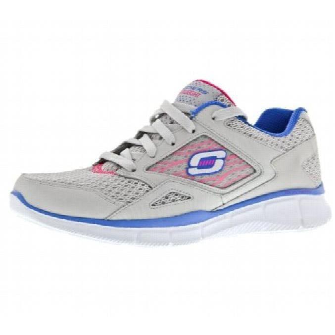 Skechers Chaussures de baskets femme égaliseur BBWET Bleu Bleu ... 0fcb4d0c334b