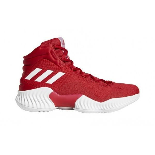 e03442ebfbfd8 Chaussures de Basketball adidas Pro Bounce 2018 Rouge pour homme ...