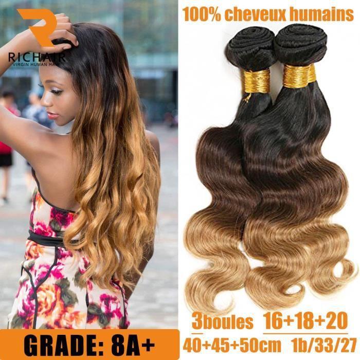 Tissage cheveux naturels pas cher