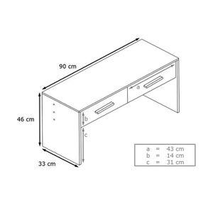 console blanche laqu e achat vente console blanche. Black Bedroom Furniture Sets. Home Design Ideas