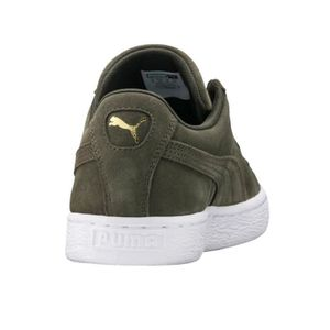 suede Sneaker homme Sneaker classic homme kaki UxwZqwICp