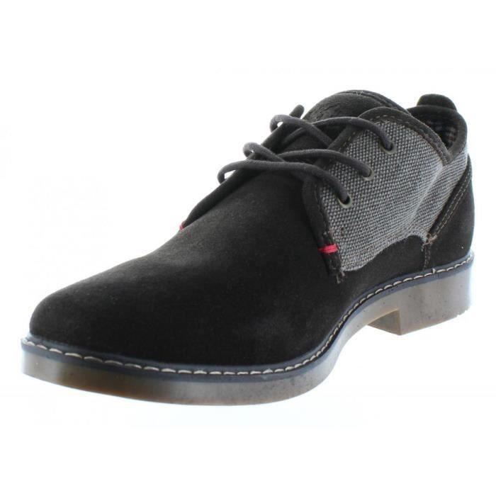 Chaussures pour Homme XTI 45688 SERRAJE MARRON nXXxjRc