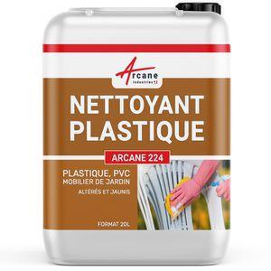Salon de jardin pvc blanc - Achat / Vente pas cher
