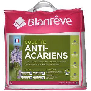 COUETTE Blanrêve Couette Anti-Acariens Chaude 260 x 240