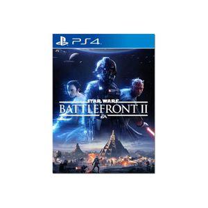 JEU PS4 Star Wars Battlefront II PlayStation 4 allemand