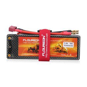 BATTERIE VÉHICULE FLOUREON Batterie pour RC Evader BX Voiture, RC Ca