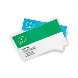 PLASTIQUE A PLASTIFIER GBC Pochettes Plastifier CardPouch Pour Carte