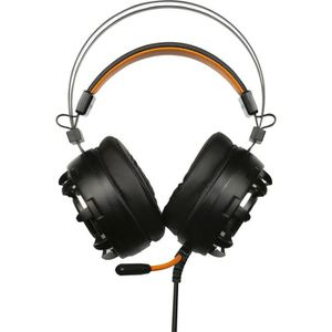 CASQUE AVEC MICROPHONE Casque Gaming PC Konix World Of Tanks GH-60