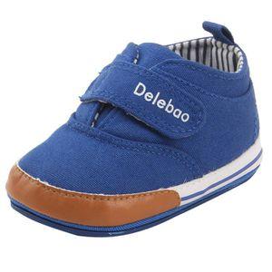 c1db78a65a02da Chaussures cuir bébé Garçon - Achat / Vente Chaussures cuir bébé ...