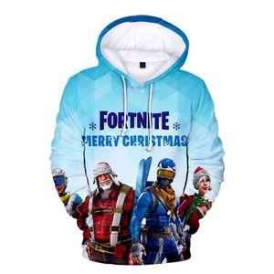 CASQUE DE VÉLO Fortnite sweatshirt Adulte de marque luxe Série de