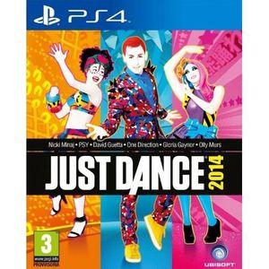 JEU PS4 PS4 JUST DANCE 2014 [PlayStation 4].