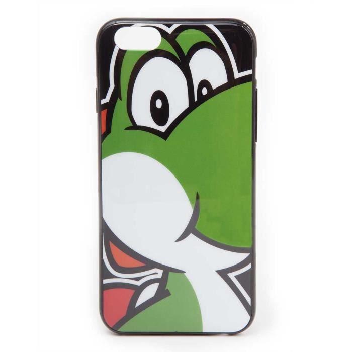 Coque pour Iphone 6 Mario: Yoshi