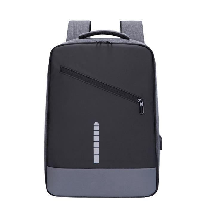 Sac Capacité Pouces Bag Hommes Portable 6 Ordinateur Charge Grande Multifonction À School De Sa Teenage Dos Usb 15 Nouveau q4EYwS
