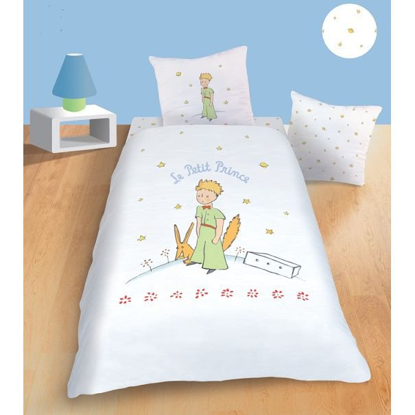 Le petit prince parure housse de couette ta achat for Housse de couette petit lit