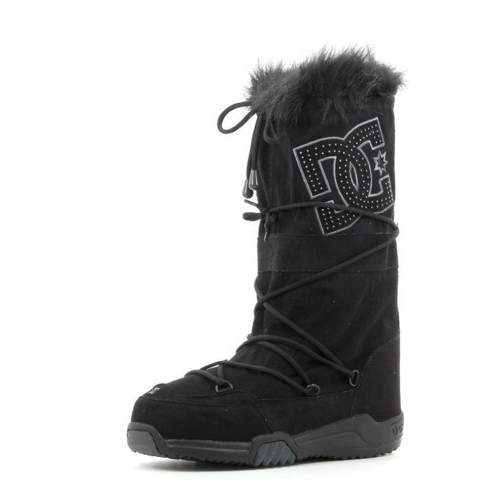91581f7d98c788 DC shoes CHALET 2 femme Noir - Achat   Vente DC shoes CHALET 2 femme ...
