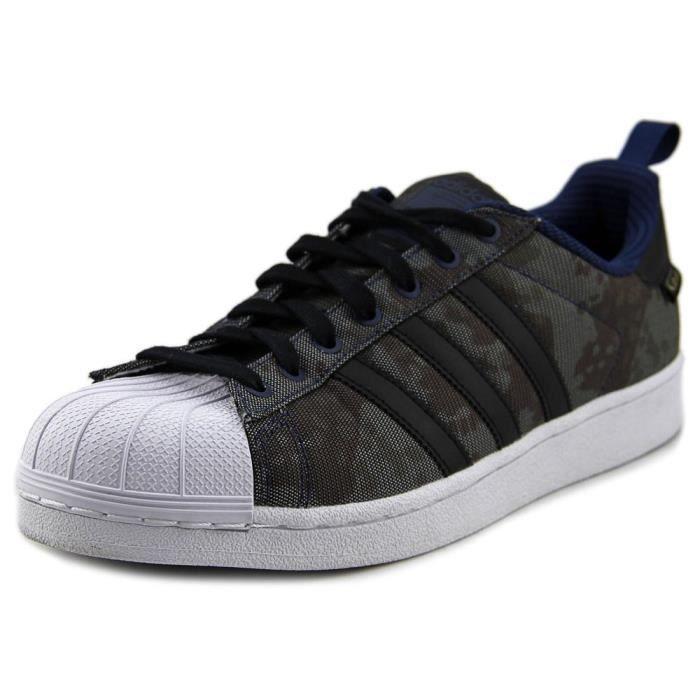 Adidas Superstar Hommes Toile Baskets