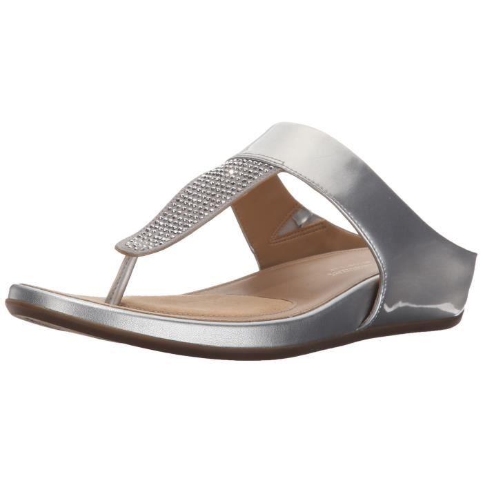 Naturalizer Sandale à glissière à glissière femme KVU1C W3cDKz4