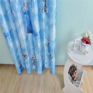 rideau reine des neiges achat vente rideau reine des neiges pas cher soldes d s le 10. Black Bedroom Furniture Sets. Home Design Ideas
