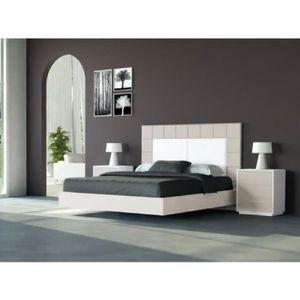 chevet sans pied achat vente pas cher. Black Bedroom Furniture Sets. Home Design Ideas