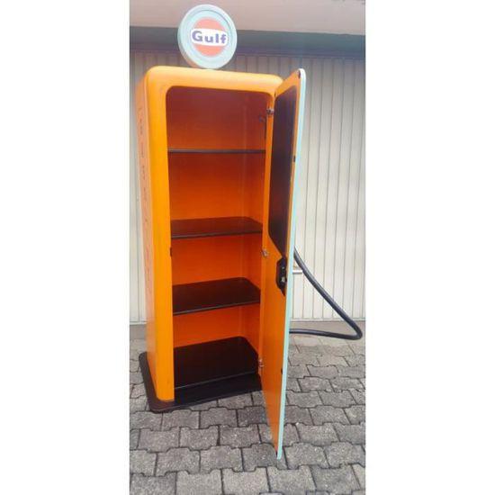 Armoire Station Essence GULF Divers - Achat / Vente armoire de ...
