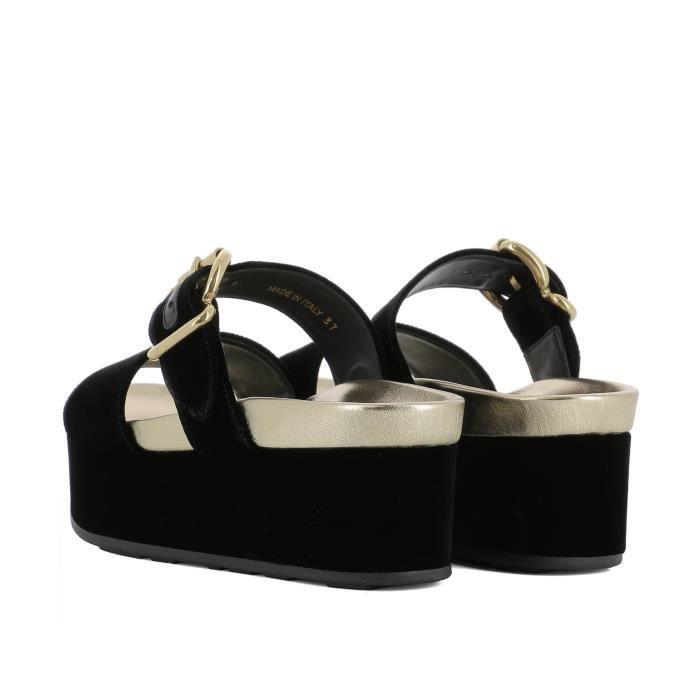 Chaussures 2210-MACRAMEW pour femme, Chaussures Danseurs, couleur unie