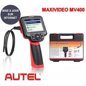 AUTEL MV400 MaxiVidéo Vidéoscope Caméra d'Inspection Numérique 5,5 mm
