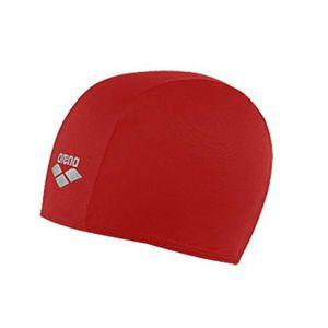 BONNET PISCINE- CAGOULE Bonnets de bain enfant Arena Polyester Red Cap … a5c457de045