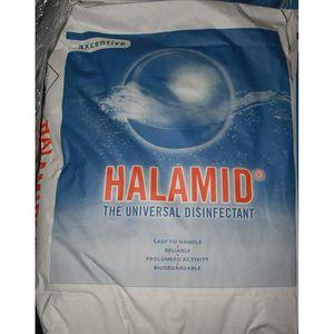 DÉCO ARTIFICIELLE Halamid - chloramine-T, des désinfectants dans l'a