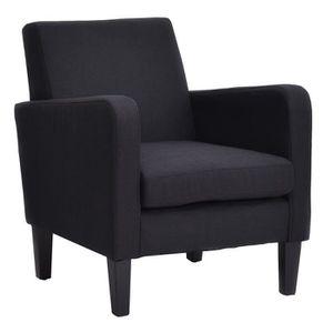 fauteuil vintage achat vente fauteuil vintage pas cher cdiscount. Black Bedroom Furniture Sets. Home Design Ideas