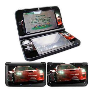 STICKER - SKIN CONSOLE Set de stickers et protection pour Nintendo 3DS XL