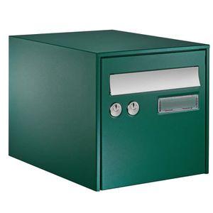 BOITE AUX LETTRES DECAYEUX Boite à colis @BOX300 vert